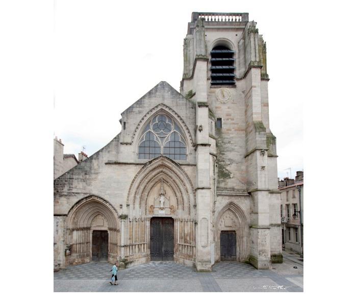 Journées du patrimoine 2019 - Visite libre de l'église Notre-Dame-en-son-Assomption des XIIIe-XVIIIe siècles.
