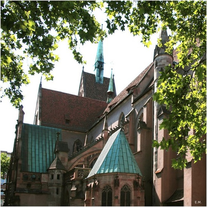 Journées du patrimoine 2017 - Découverte d'une église protestante