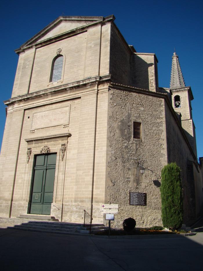 Journées du patrimoine 2018 - Eglise Paroissiale de Saint Symphorien
