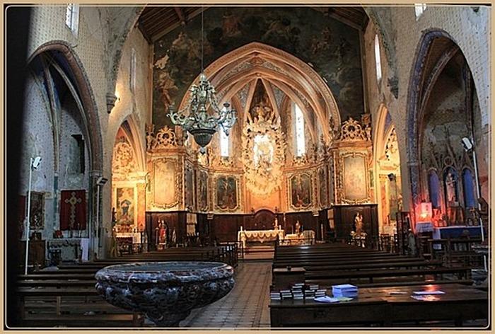 Journées du patrimoine 2017 - Découverte de l'église paroissiale