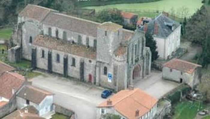 Journées du patrimoine 2017 - Eglise romane St Nicolas du XIème siècle