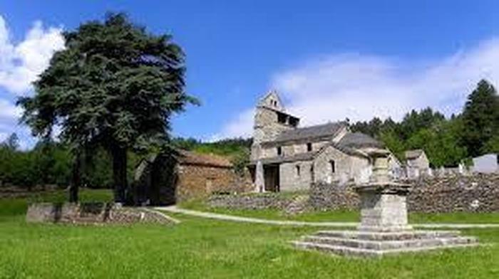Journées du patrimoine 2018 - Visite libre de l'église de Saint-Pierre-aux-Liens.