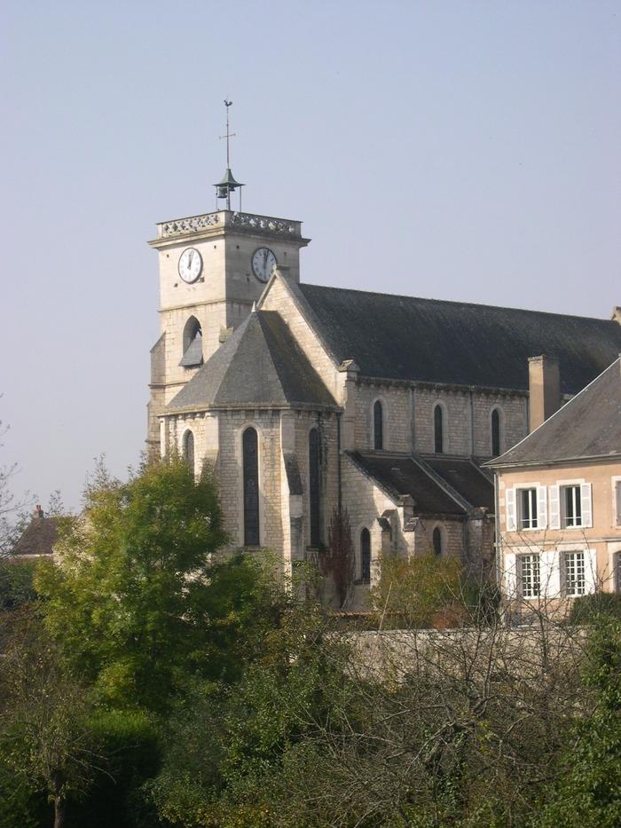 Journées du patrimoine 2017 - Visite de l'Eglise Saint Adrien à Mailly-la-Ville