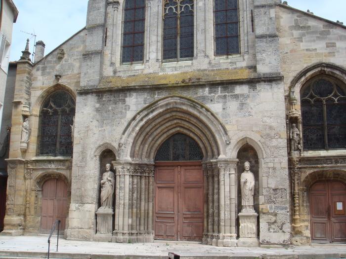 Journées du patrimoine 2018 - Église Saint-Alpin
