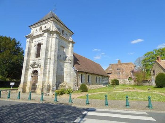 Journées du patrimoine 2018 - Visite guidée de l'église Saint-André