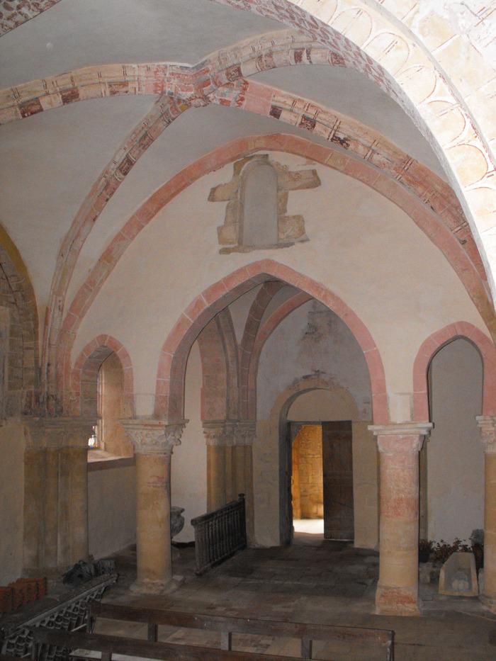 Journées du patrimoine 2018 - Église Saint-Bénigne