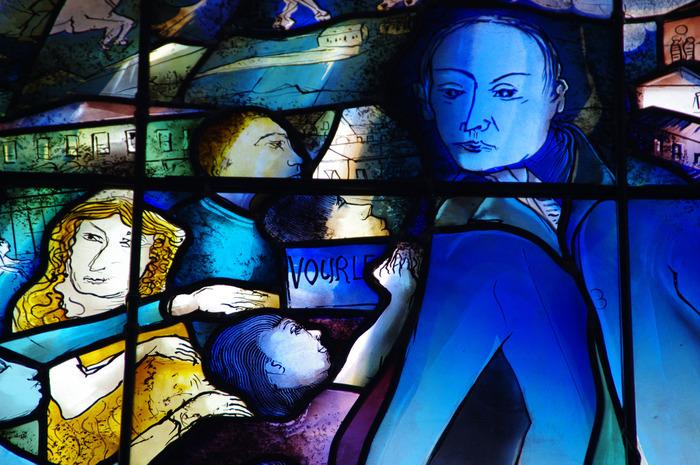 Journées du patrimoine 2017 - Visite de l'église Saint Bonnet