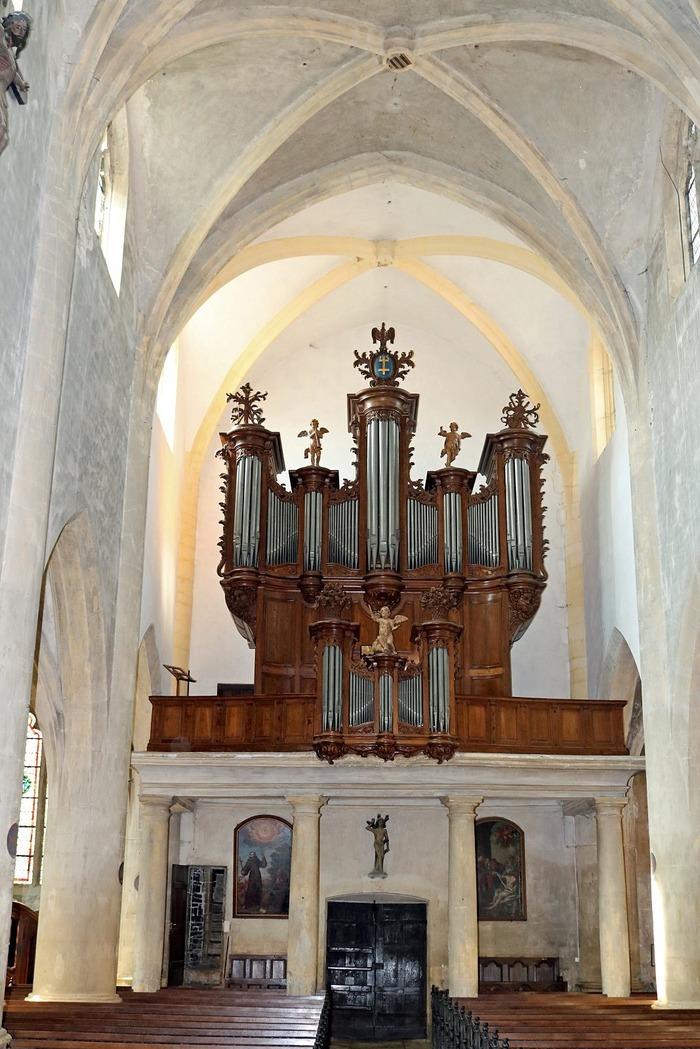 Journées du patrimoine 2019 - Concert d'orgue à l'église Saint-Côme-et-Saint-Damien