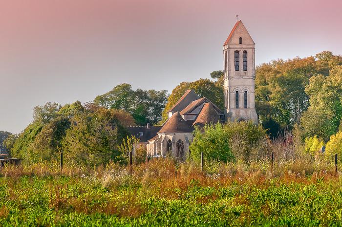 Crédits image : © Office de tourisme de Luzarches