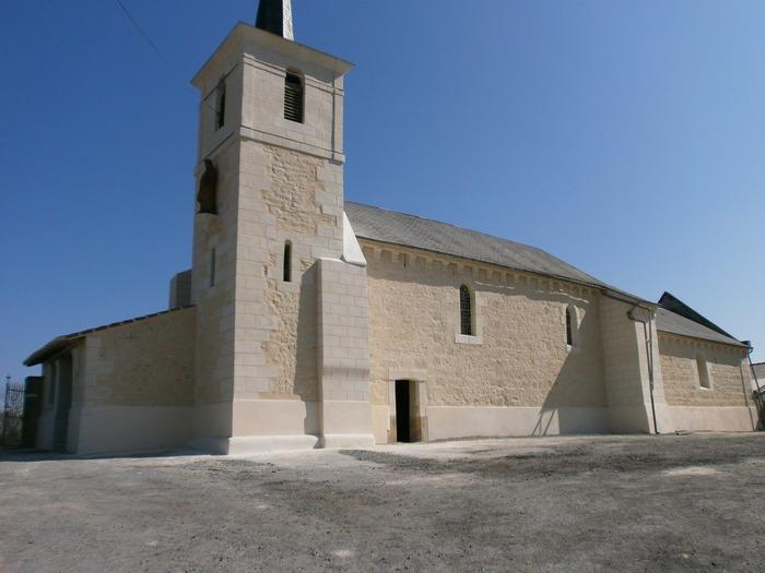 Journées du patrimoine 2018 - Visite libre de l'Église Saint-Cyr-la-Lande