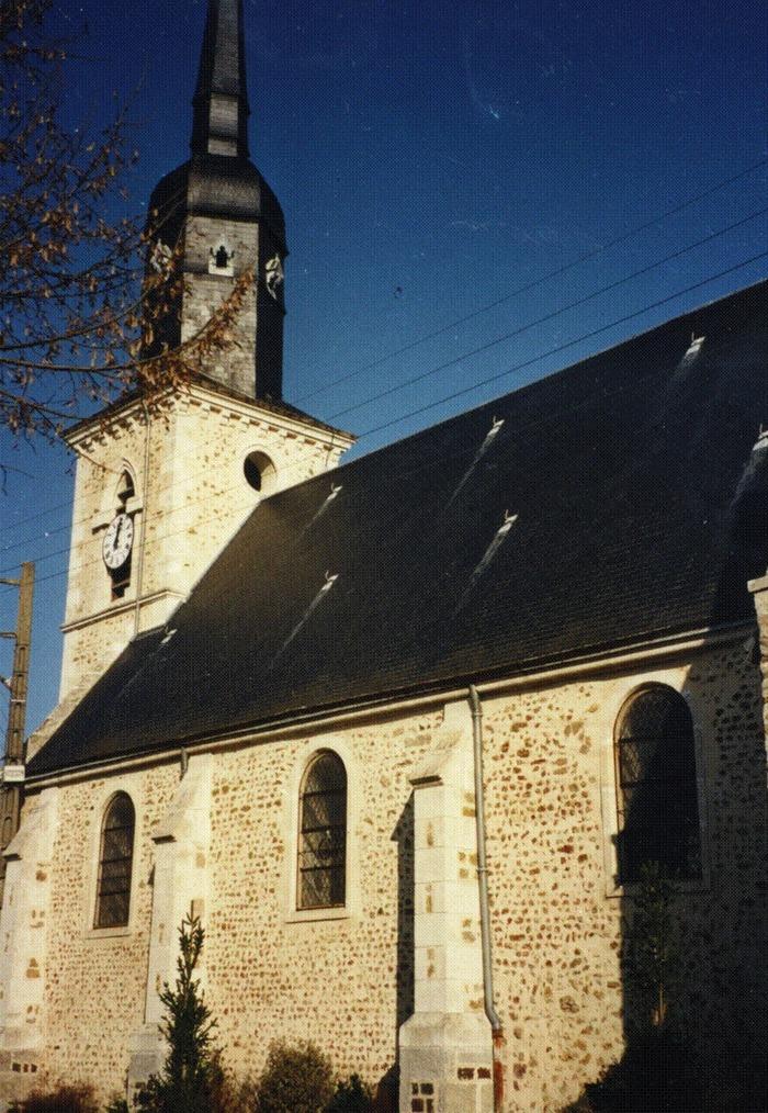 Journées du patrimoine 2018 - Eglise Saint-Désiré