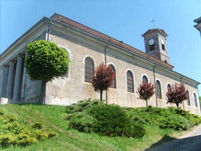 Journées du patrimoine 2017 - Visite et exposition à l'Église Saint-Didier de Frettes
