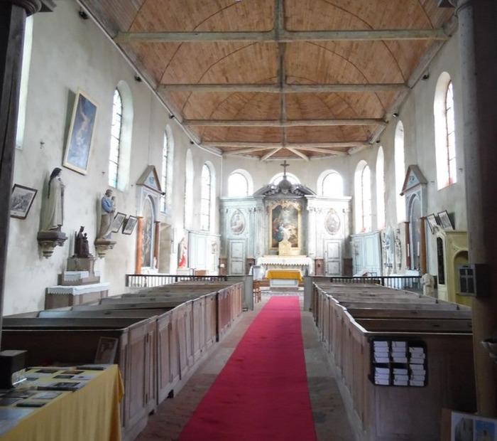 Journées du patrimoine 2018 - Eglise Saint-Eloi Saint-Jean-Baptiste