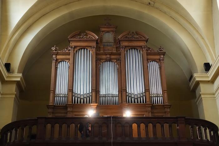 Journées du patrimoine 2018 - Visite libre de l'église Saint Ennemond et de son orgue.