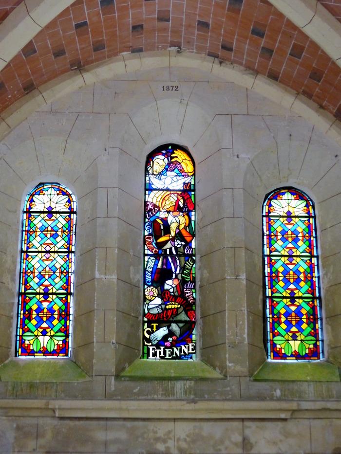 Journées du patrimoine 2018 - Découvrez l'église Saint-Étienne de Crain !