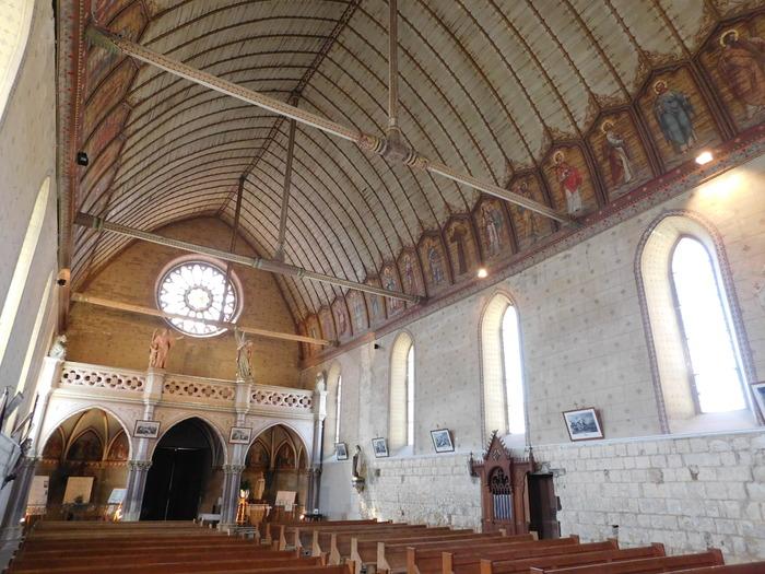 Journées du patrimoine 2017 - Eglise Saint Etienne - Fougeré