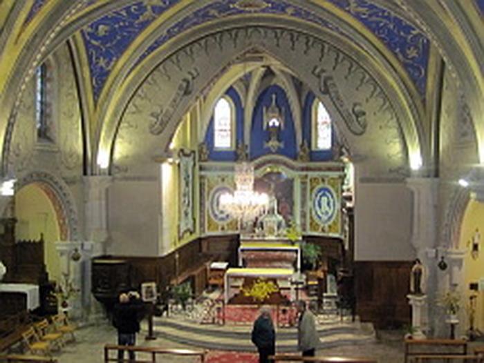 Journées du patrimoine 2017 - Visite libre de l'église Saint-Etienne