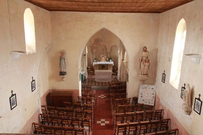 Journées du patrimoine 2018 - Eglise Saint Eutrope de Montpollin