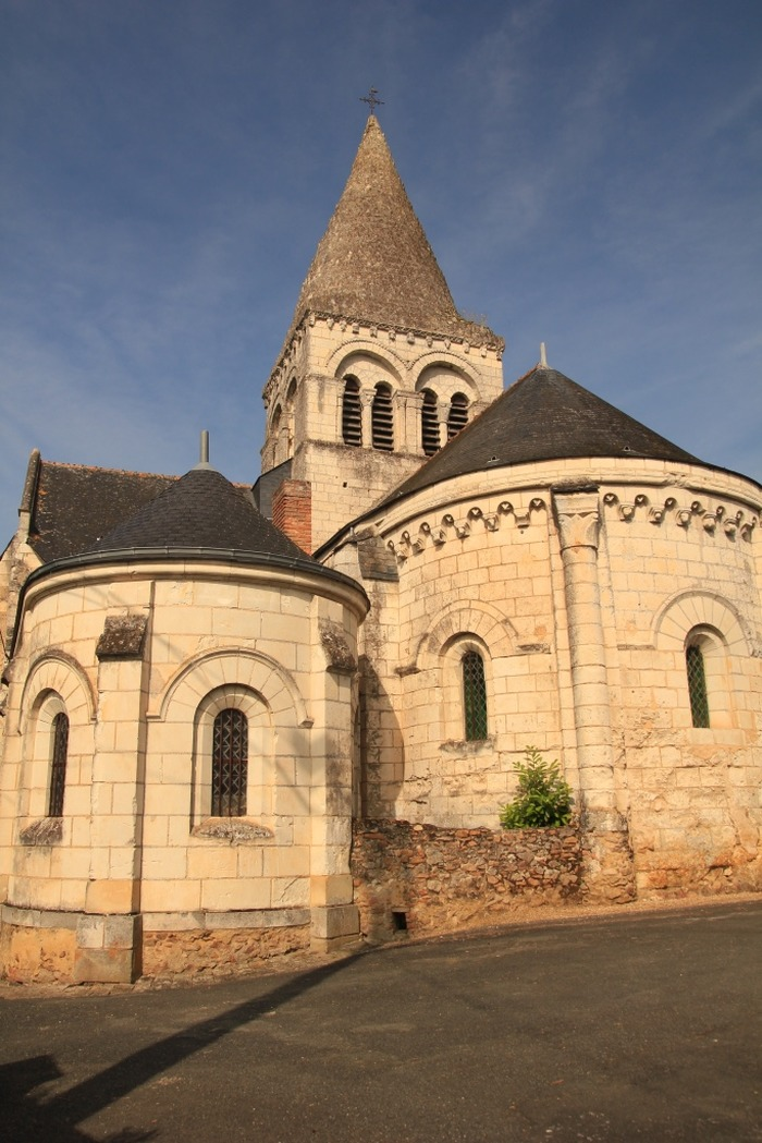 Journées du patrimoine 2018 - Eglise Saint Evroul de Cuon