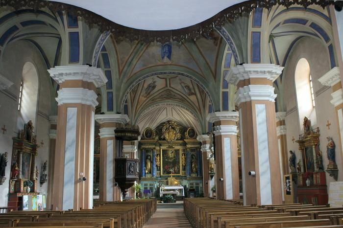 Journées du patrimoine 2018 - Visite libre de l'église Saint-François de Sales.