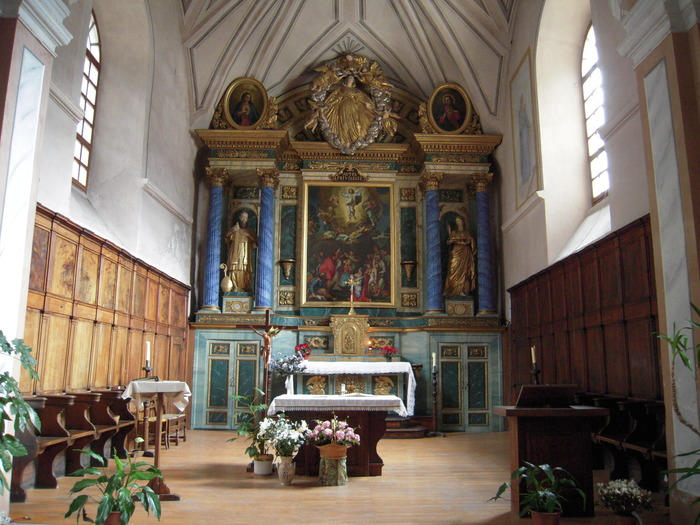 Journées du patrimoine 2017 - Eglise Saint-François de Sales