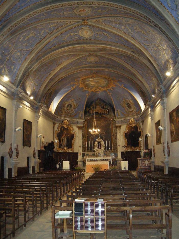 Journées du patrimoine 2017 - Visite libre de l'église Saint-Géminien