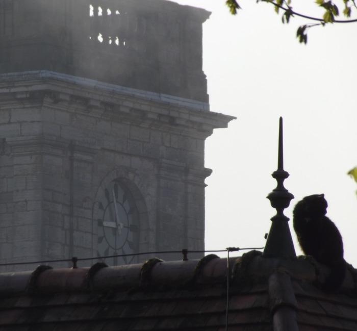 Journées du patrimoine 2018 - Église Saint-Georges (XVIIIème)