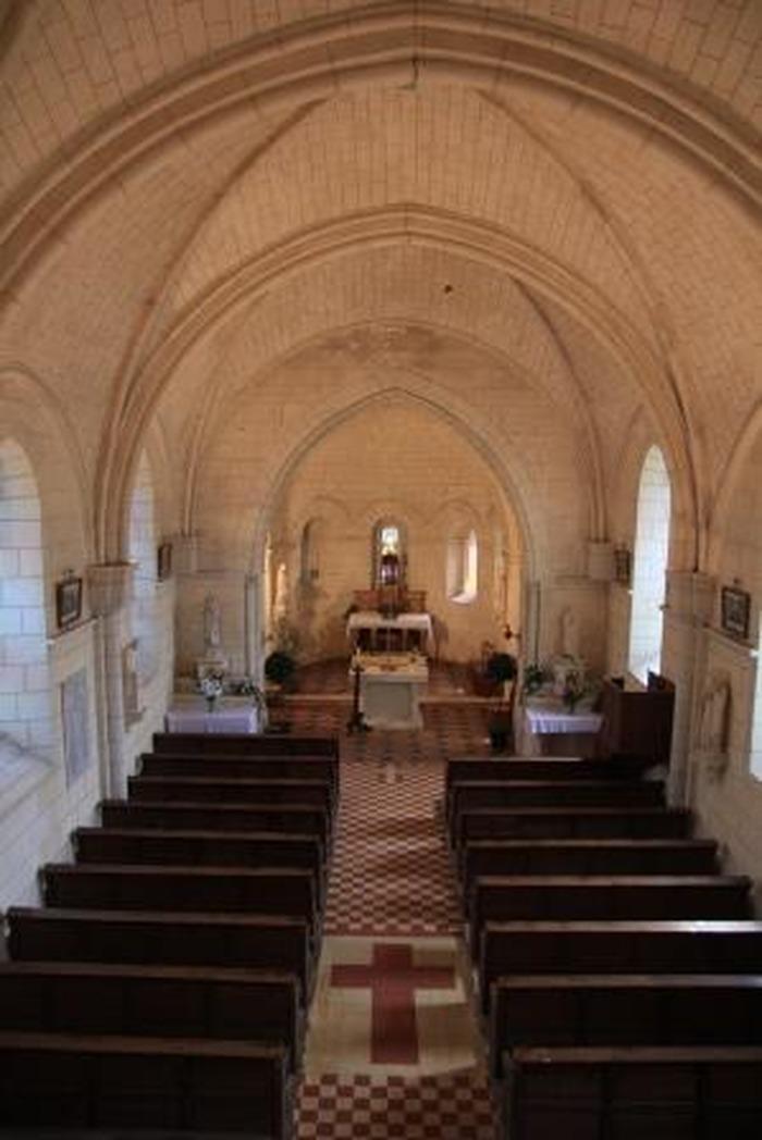 Journées du patrimoine 2018 - Eglise Saint Germain du Guédeniau