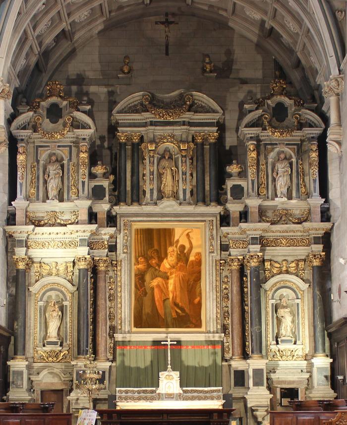 Journées du patrimoine 2018 - Visite libre de l'Eglise Saint-Gildas, Classée Monument historique