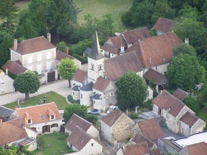 Journées du patrimoine 2017 - Visite libre ou commentée de l'église Saint-Hilaire
