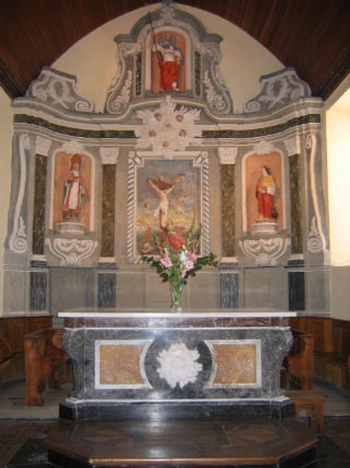 Journées du patrimoine 2017 - Eglise Saint Jacques de la Chapelle Rousselin