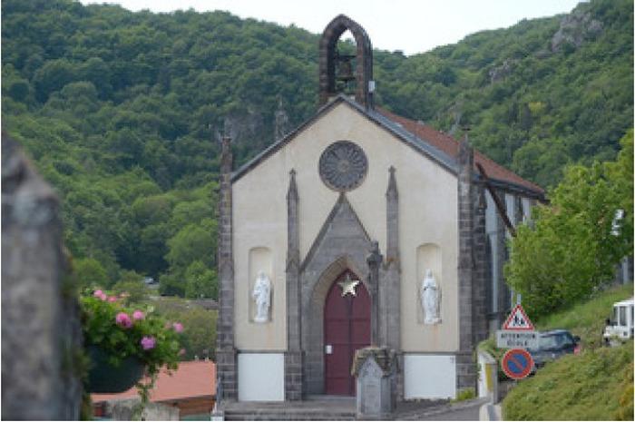 Journées du patrimoine 2018 - Visite libre de l'église Saint-Jean-Baptiste.