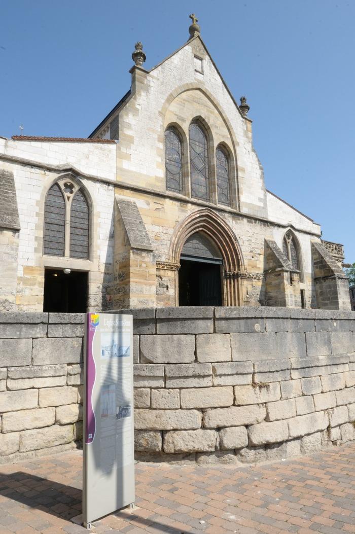 Journées du patrimoine 2018 - Église Saint-Jean