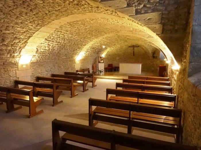 Journées du patrimoine 2018 - Vous découvrirez l'histoire et l'architecture de cet édifice, ainsi que la crypte