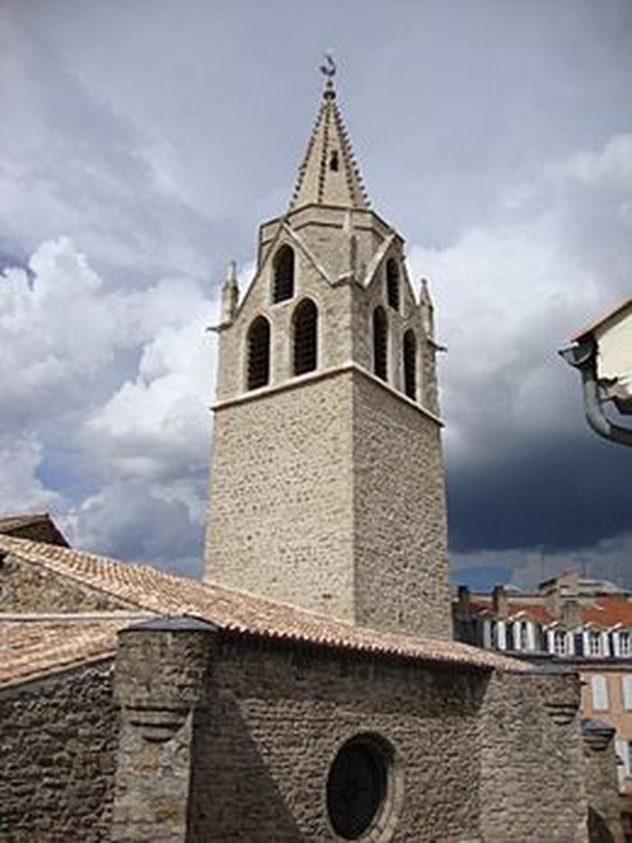 Journées du patrimoine 2018 - Visite libre de l'église Saint-Laurent.