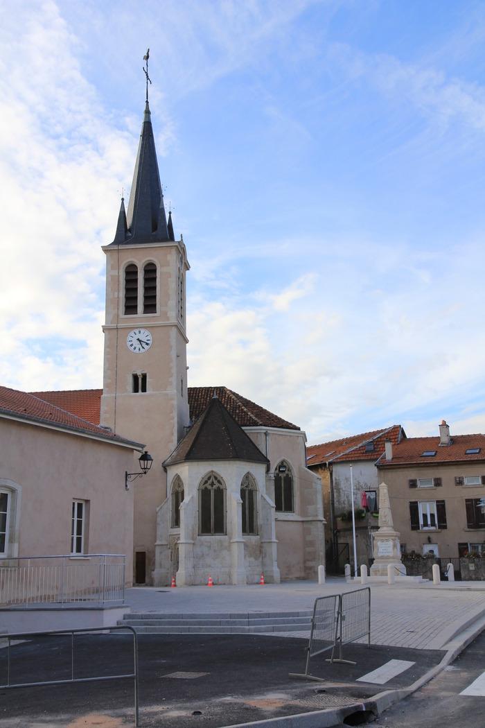 Journées du patrimoine 2018 - Eglise Saint-Léger
