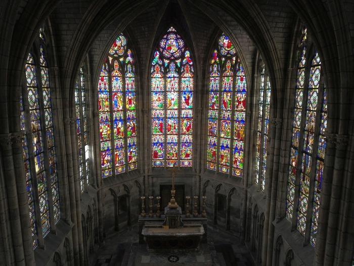 Journées du patrimoine 2018 - Église Saint-Loup