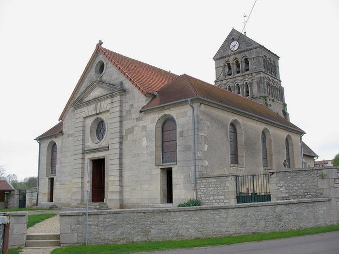 Journées du patrimoine 2019 - Visite libre de l'église Saint-Luc