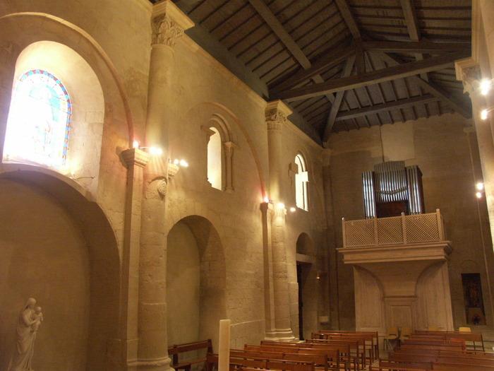 Journées du patrimoine 2017 - Église Saint-Martial et vieux village