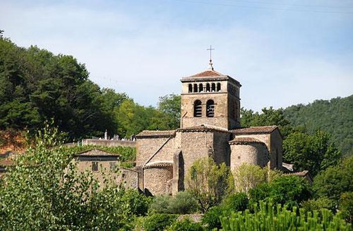 Journées du patrimoine 2018 - Visite libre de l'église Saint Martin à Vion.