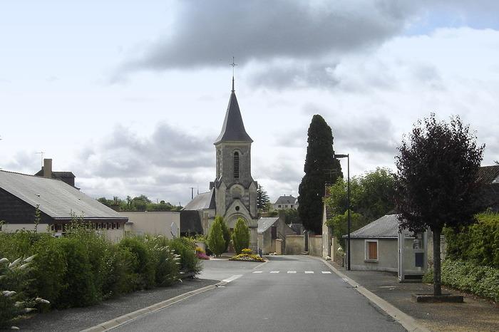 Journées du patrimoine 2018 - Eglise Saint Martin de Saint Martin d'Arcé