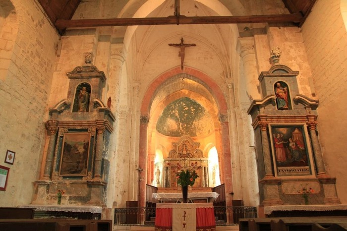 Journées du patrimoine 2017 - Eglise Saint Martin de Vertou - Bocé