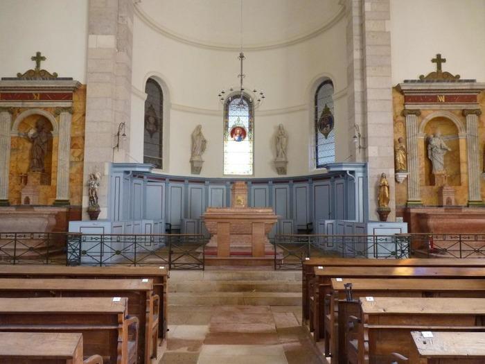 Journées du patrimoine 2018 - Visite de l'église Saint-Martin du Bourg