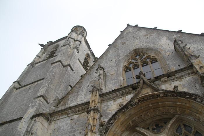 Journées du patrimoine 2018 - Visite libre de l'église Saint-Martin