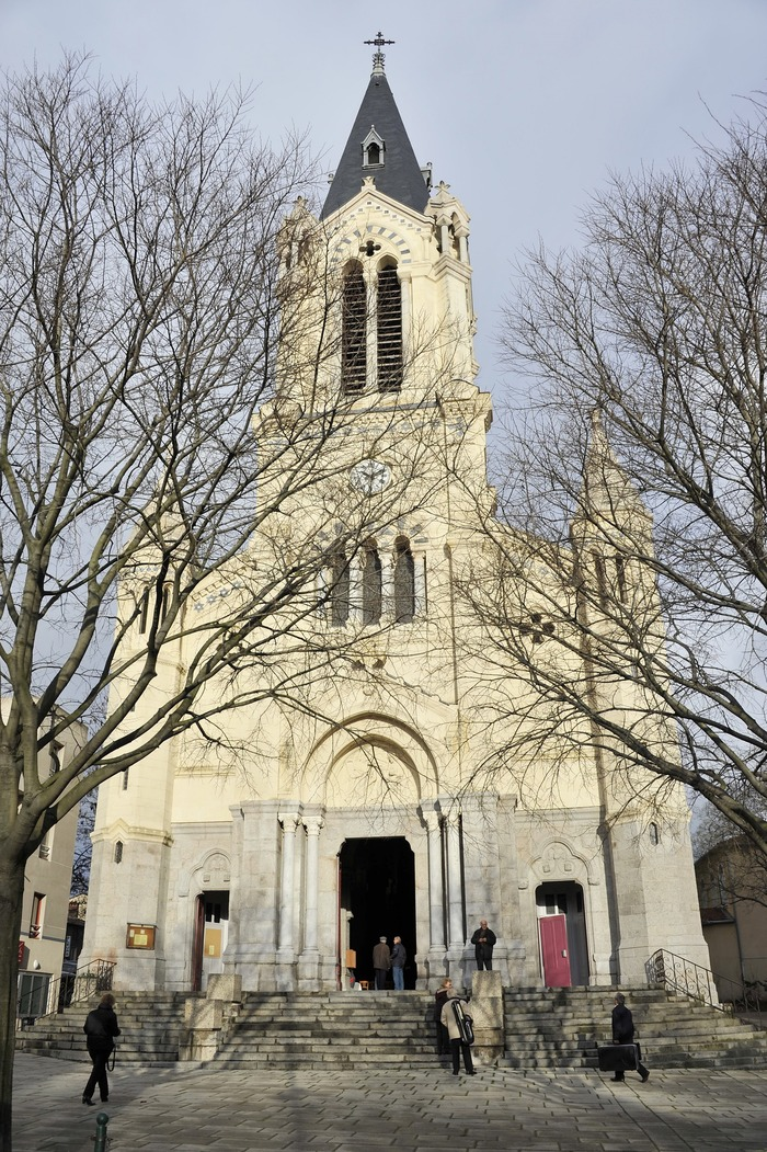 Journées du patrimoine 2018 - Visite libre de l'église Saint-Martin.