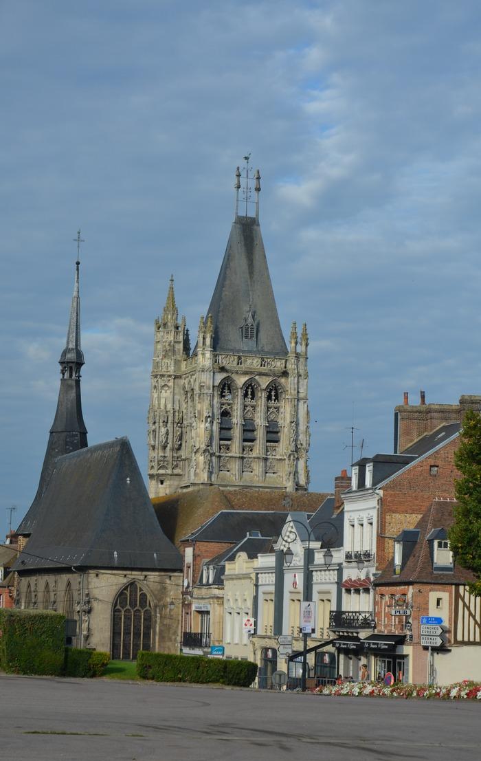 Crédits image : Mairie de L'Aigle