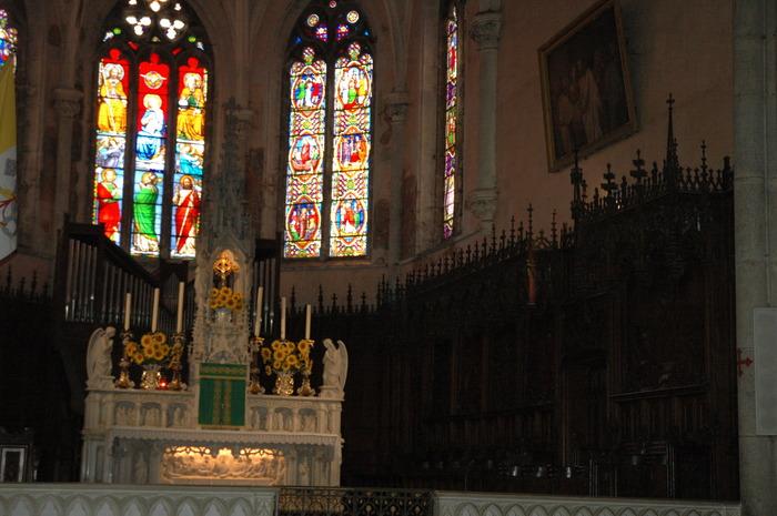Journées du patrimoine 2017 - Visite libre de l'église Saint-Martin