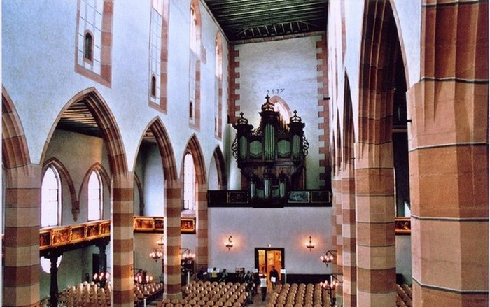 Journées du patrimoine 2018 - Visite libre de l'église Saint-Matthieu