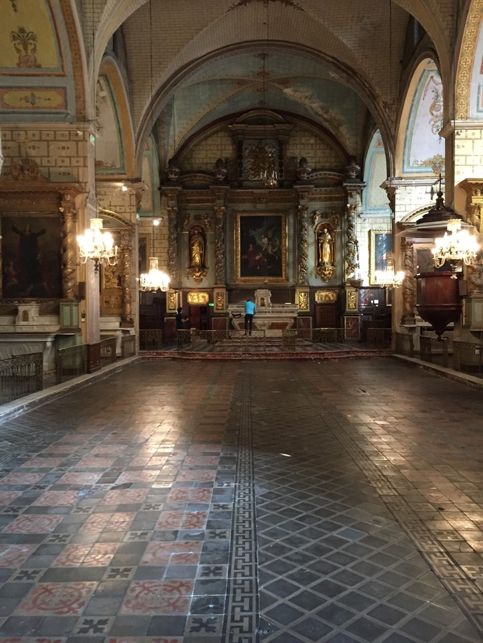 Journées du patrimoine 2017 - Eglise Saint-Matthieu
