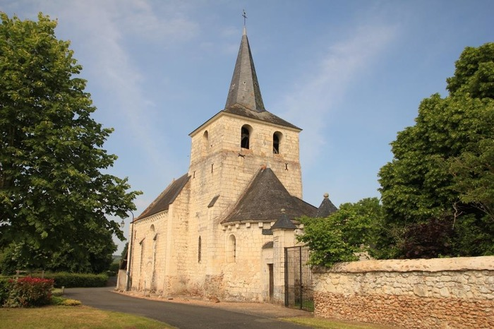 Journées du patrimoine 2017 - Eglise Saint Maurice - Chartrené